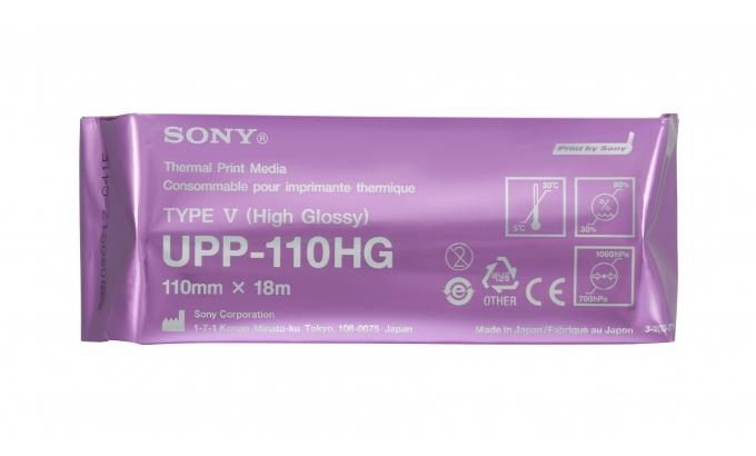 Papel SONY UPP-110HG