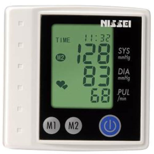 Baumanómetro digital de muñeca NISSEI WS-1300