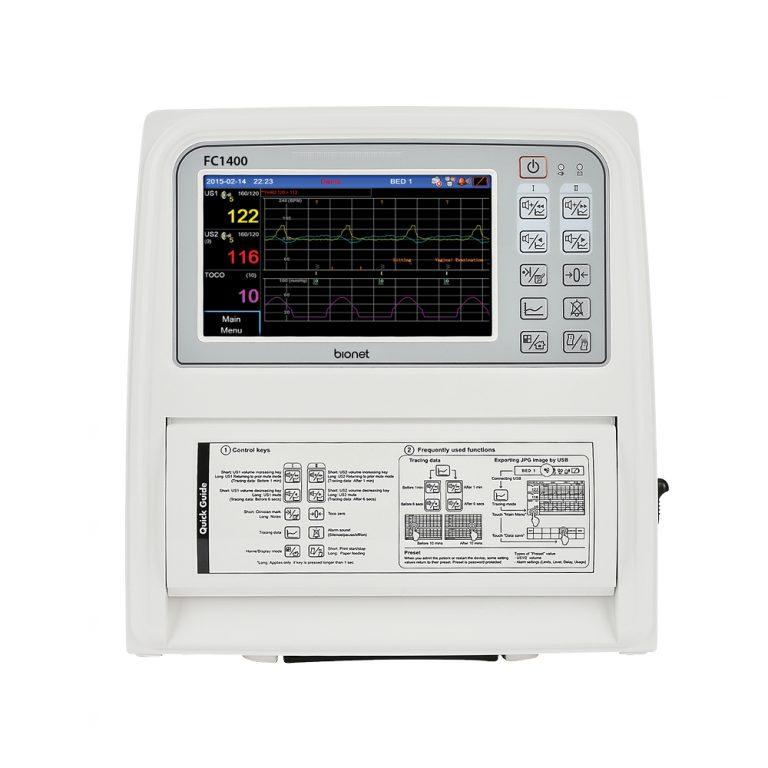 Monitor fetal FC1400 BIONET